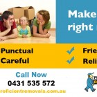 Proficient Removals