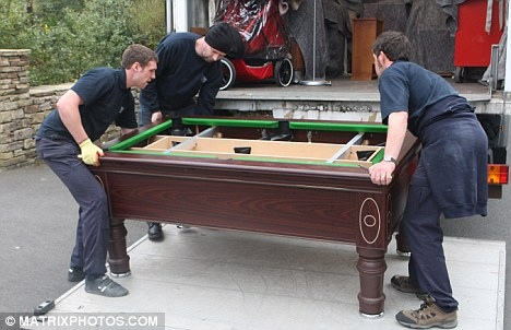 Budget Pool Tables - Pool table removal near me