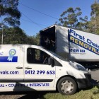 First choice removals