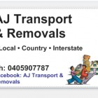 AJ Transport & Removals