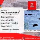 OZZIEE Movers Brisbane